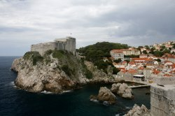 Dubrovnik from the Walls