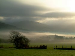 Mist Around Llanegryn